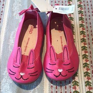 Baby Gap Bunny Ballet Slipper